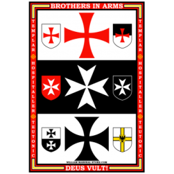 brothers-in-arms-coat-of-arms-v2-poster