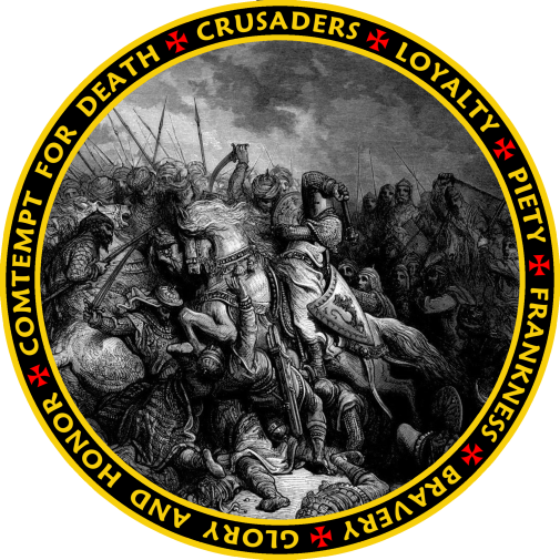 Medieval Crusaders Seal V1_William Marshal Store
