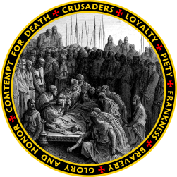 Baldwin I Death Bed Seal - William Marshal Store