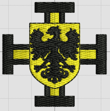 Teutonic Knights Eagle COA_William Marshal Store